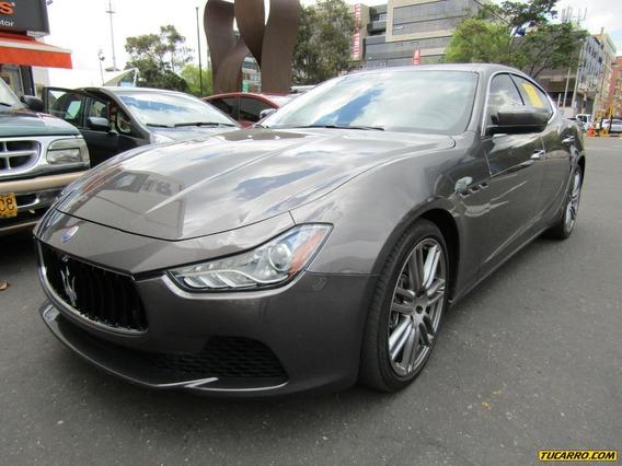 Maserati Ghibli Ghilbi