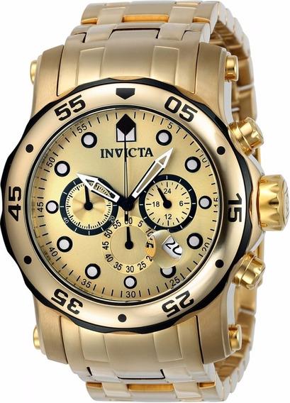 Relógio Invicta Pro Diver 23670 Troca Pulseiras Lançamento