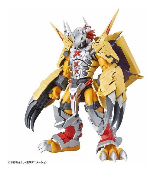 Disponible Figure Rise Digimon Wargreymon Armable