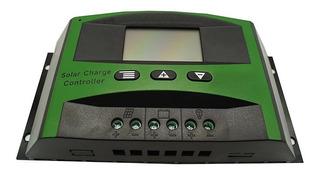 Controlador Carga Painel Placa Solar Regulador 20a 12v/24v