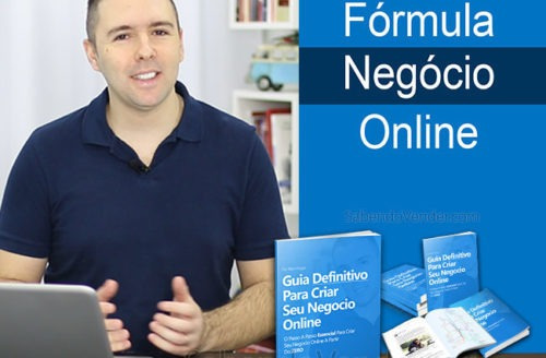 Curso Fno Fórmula Negócio Online Alex Vargas. Renda Passiva
