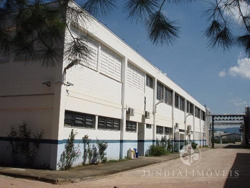 Imagem 1 de 7 de Vendo, Alugo Galpão No Distrito Industrial De Jundiaí, A/c 5.359,00 M2, A/t 16.881,00 M² Com Opção De + 12.727,00 M² À 200 M Da Anhanguera. - Gl00023 - 2979504