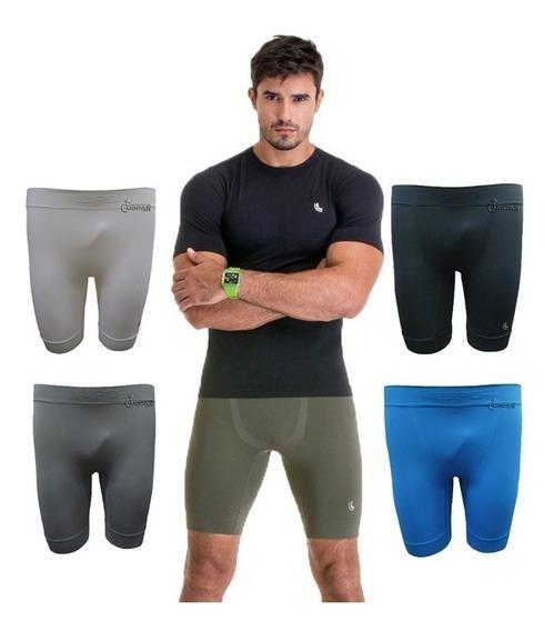Kit Cliente 5 Peças Lupo Com 1 Camiseta, 3 Bermudas 1 Regata