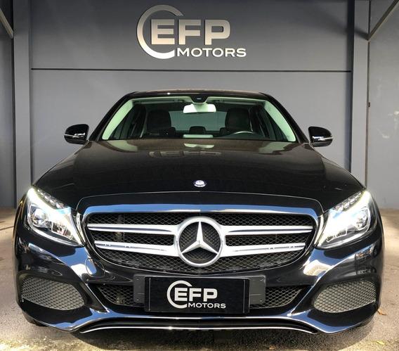 Mercedes-benz C 180 1.6 Cgi Flex 2016 Avantgarde Novissima