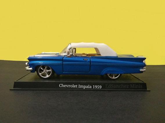 Miniatura Chevrolet Impala 1959 Esc 1/36 Leia A Descrição!