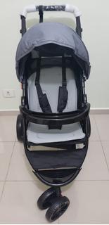 Carrinho 3 Rodas Triciclo De Bebê Dardara Twist