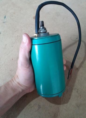 Motor/gerador Corrente Contínua 12v Gerador Eólico