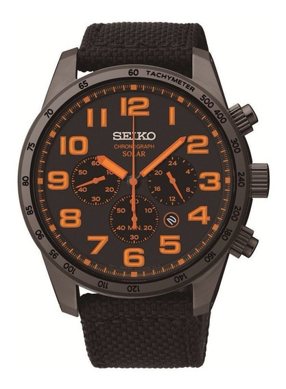 Reloj Seiko Sport Solar Analogo Ssc233