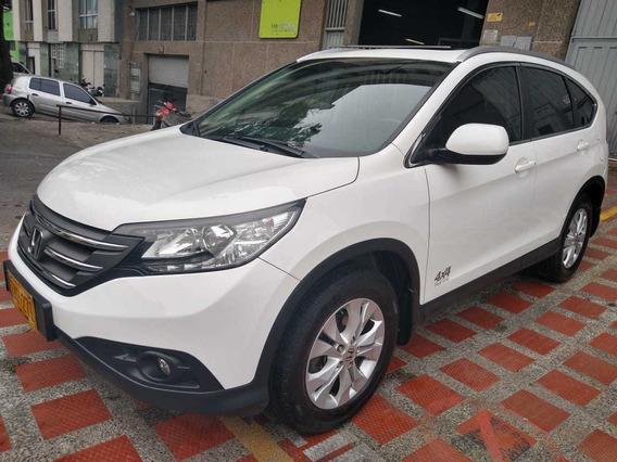 Honda Cr-v Lx Automatica 4x4 2014