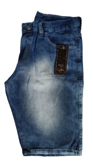 Kit 10 Bermudas Jeans Masculinas Preço P/ Revendedor