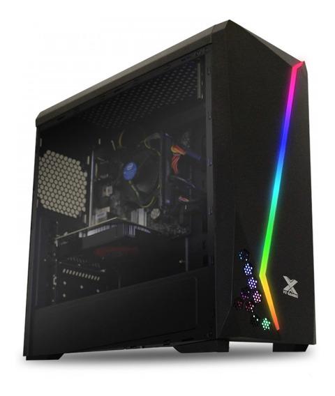 Pc Gamer T-moba Intel I5 8gb 1tb Radeon Rx 560 500w