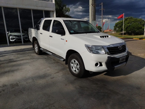 Toyota Hilux 4x2 C/d Dx Pack Elect 2014