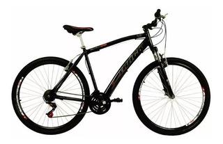Bicicleta Aro 29 Black 29 Black Aço 21v Track Bikes
