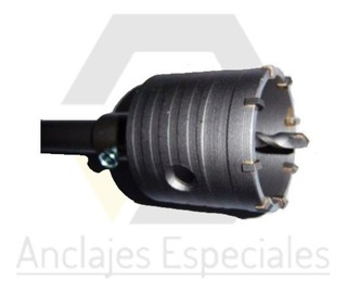 Mecha Copa Widia 50mm+ Extension Sds Max 370mm