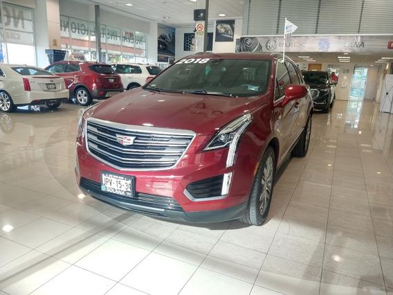 Cadillac Xt 5 Paq. B Premium 2018 Rojo Passion