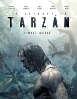 La Leyenda De Tarzan Blu Ray