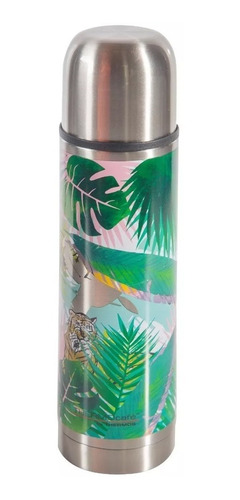 Termo Thermos Exotic 500ml Acero Inoxidable En Exhibicion
