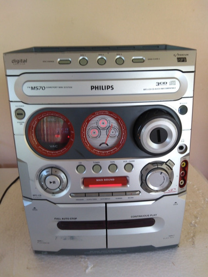 Micro System Philips Fw-m570