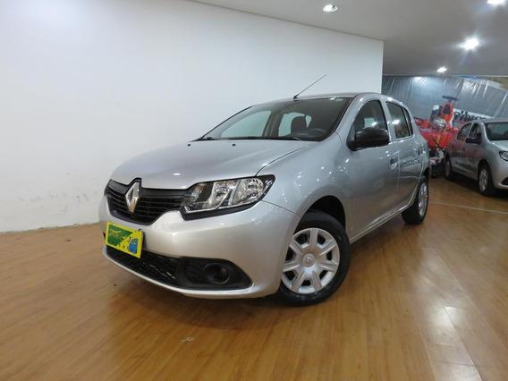 Renault Sandero 1.0 Authentique Flex Completo Ótimo Estado