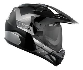 Capacete Moto Xre Lander Tenere Crosser Bros Ktm Duke Tornad