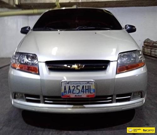 Imagen 1 de 7 de Chevrolet Aveo Sedan