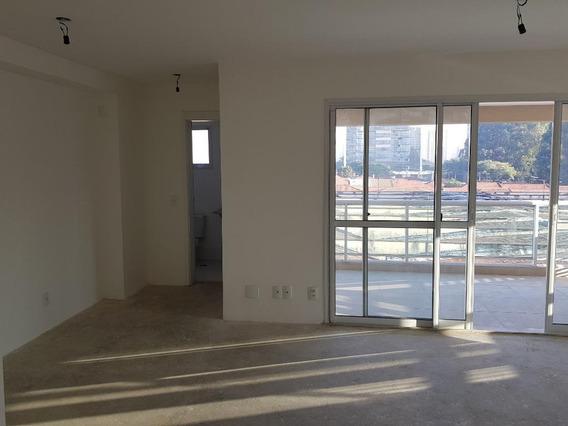 Apartamento Em Brooklin, São Paulo/sp De 59m² 1 Quartos À Venda Por R$ 575.000,00 - Ap227361