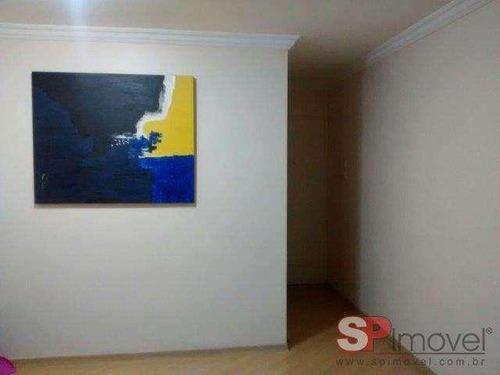 Imagem 1 de 9 de Apartamento A Venda Na Vila Lageado, São Paulo | Sp - Ap6510v