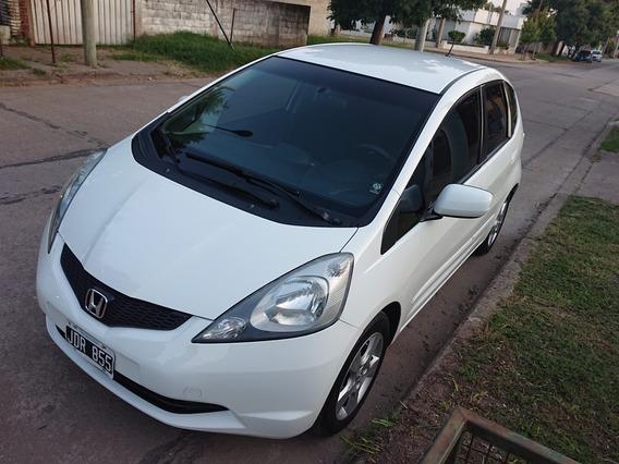 Honda Fit 1.4 Lx At 2010