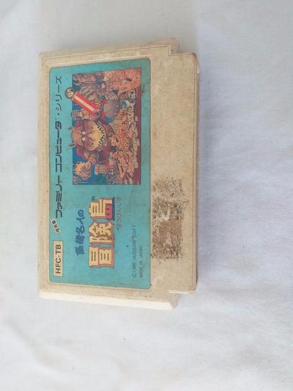Takahashi Meijin No Boukenjima Nes Original 8 Bits Campinas