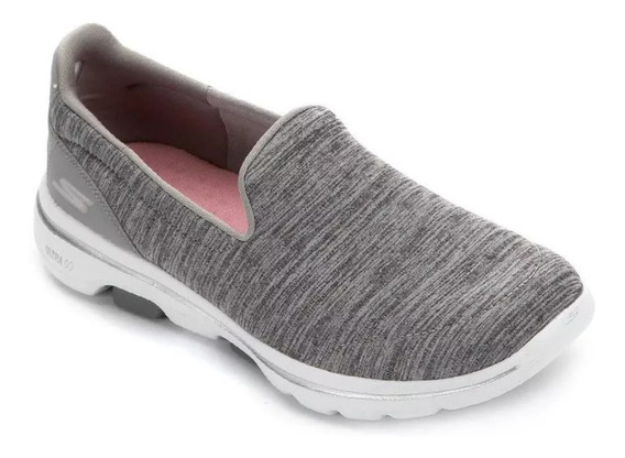 Tênis Skechers Go Walk 5 Honor Feminino 15903-gry