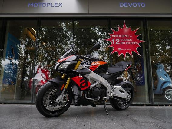 Aprilia Tuono V4 1100 Rr Tft- Motoplex Devoto