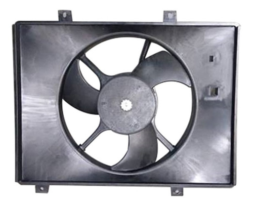 Motor Hálice Radiador Rely Rely Pick-up 1.0 16v 2013/2015