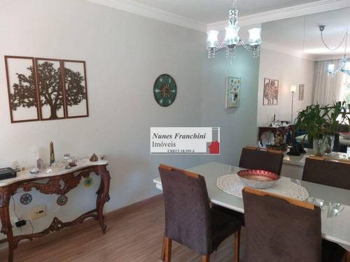 Imagem 1 de 20 de Apartamento À Venda, 57 M² Por R$ 425.000,00 - Casa Verde - São Paulo/sp - Ap8374