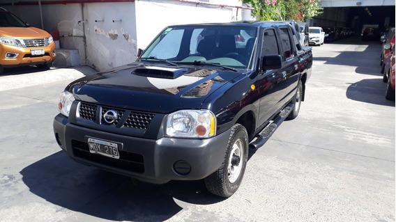 Nissan Np300 2013 2.5 Cabina Doble 133cv 4x2