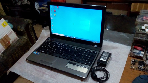 Notebook Acer Aspire 5741 Core-i3 2,53 Ghz - 4 Gb - 500 Gb