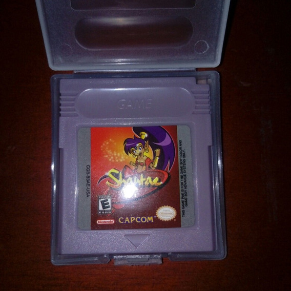 Shantae Gbc R Pr0