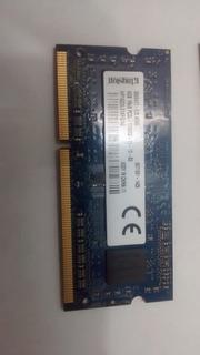 Ddr3 4gb Pc3l-12800s Memoria Ram Laptop Varias Marcas C/u