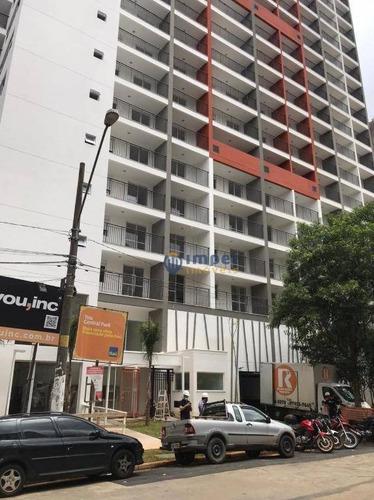 Imagem 1 de 17 de Apartamento Com 1 Dormitório Para Alugar, 25 M² Por R$ 2.200,00/mês - Consolação - São Paulo/sp - Ap13507