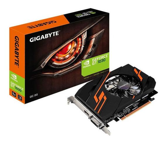 Placa De Video Nvidia Gigabyte Gt 1030 2gb Oc