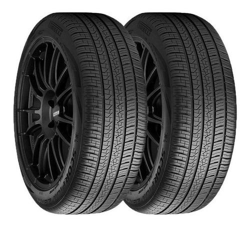Imagen 1 de 6 de Paquete 2 Llantas 275/50 R20 Pirelli Scorpion Zero As 109h Mercedes
