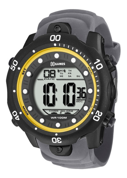 Relógio Masculino X-games Original Garantia Xmppd354 Bxgx