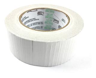 Fita Silver Tape Branca 48mmx50m Instalação Ar Condicionado