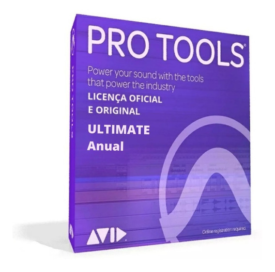 Pro Tools Ultimate (assinatura Anual (1 Ano)