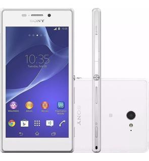 Celular Sony Xperia M2 Aqua D2403 Vitrine Original