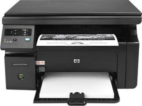 Impressora Multifuncional Hp Laserjet M1132 Brinde Toner 85a