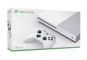 Xbox One S 1tb Novo Garantia De 1 Ano