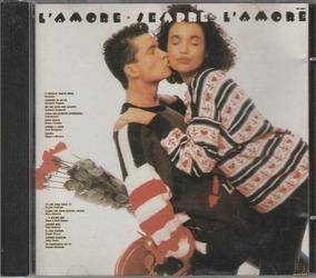Cd Lamore Sempre Lamore - 1991 - Som Livre