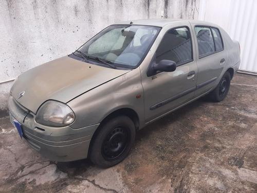 Imagem 1 de 6 de Renault Clio 2003 1.0 16v Alizé 5p