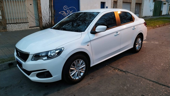Peugeot 301 Allure Nafta 2018 (financiado)