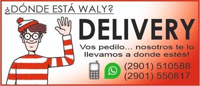 Delivery De Mercadería De Comercios A Sus Clientes O Entre